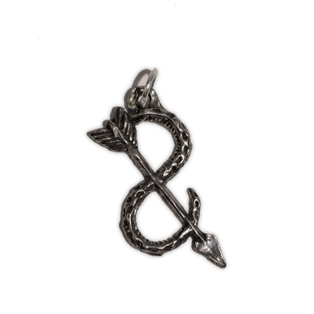 Talismã - Serpente e flecha