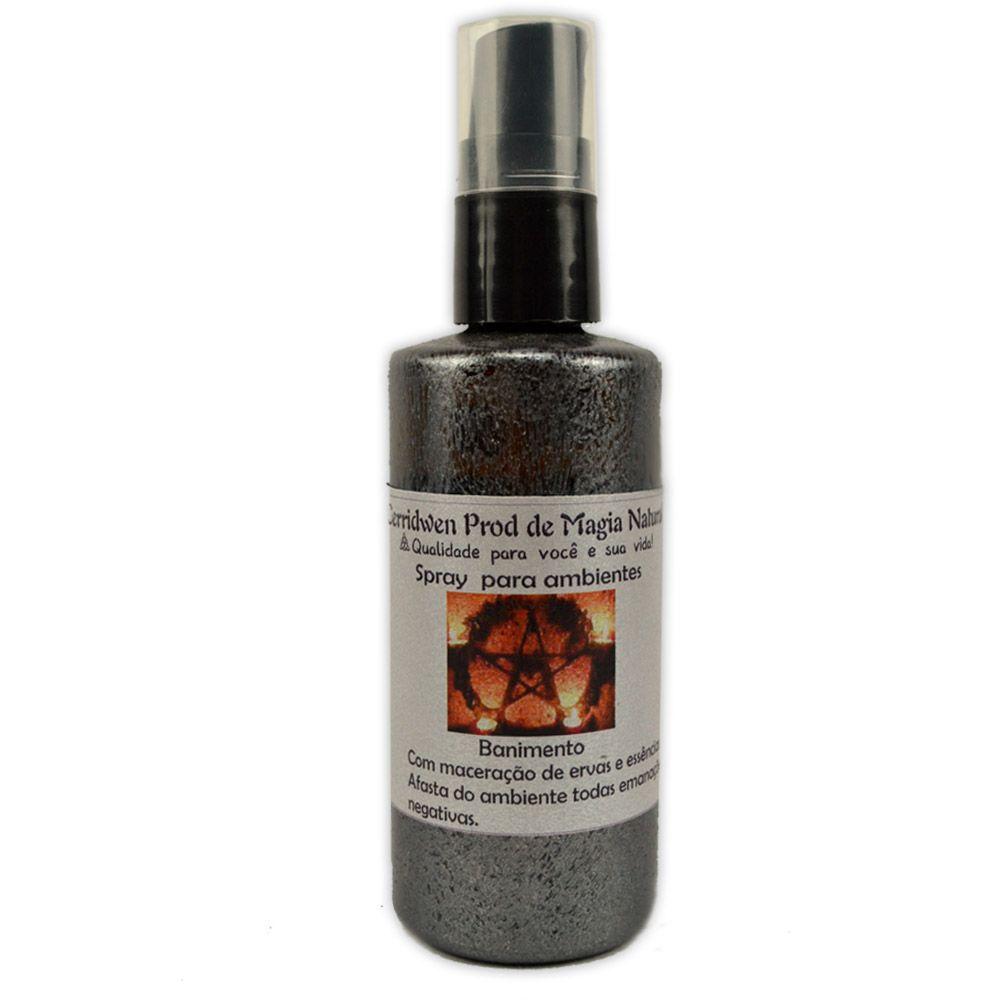 Spray para Ambientes - Banimento