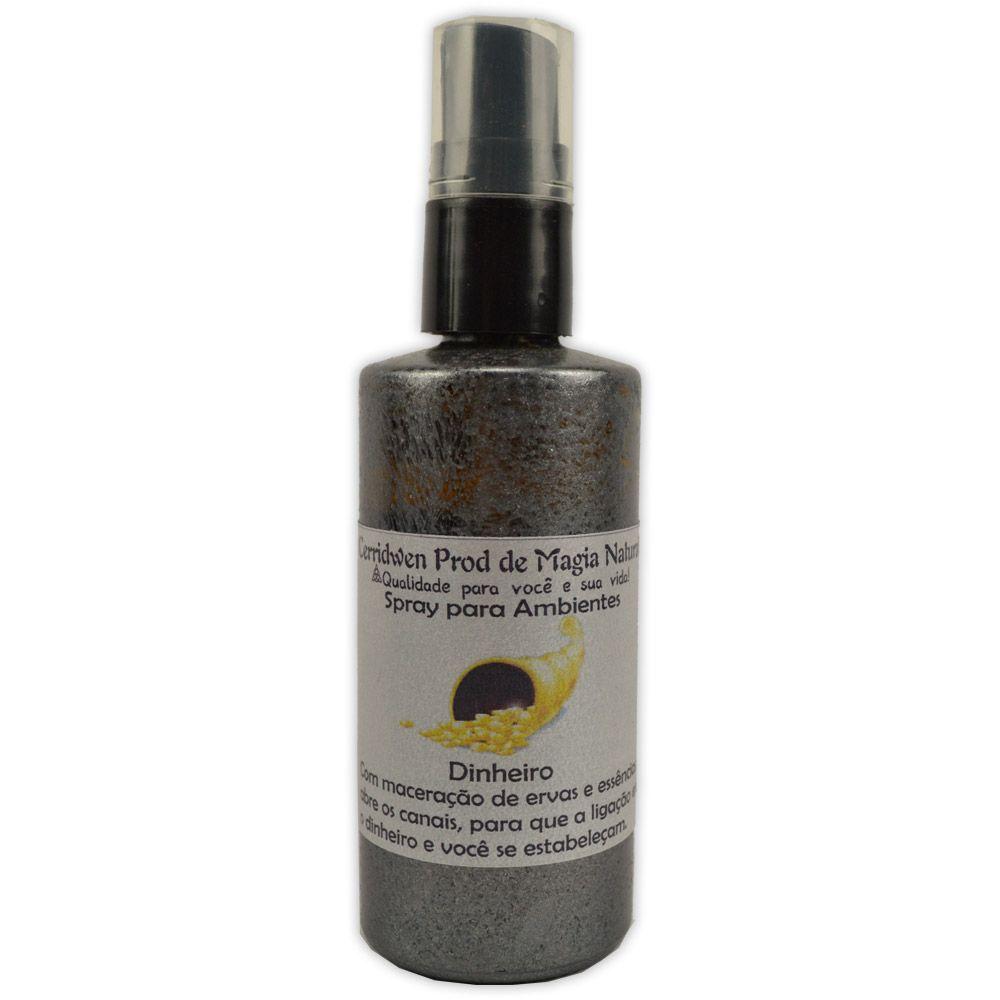 Spray para Ambientes - Dinheiro