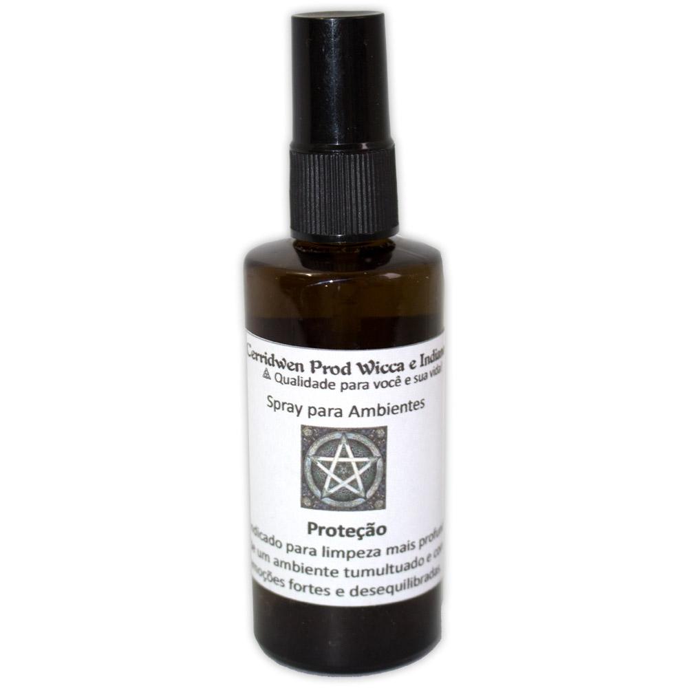 Spray para Ambientes - Proteção