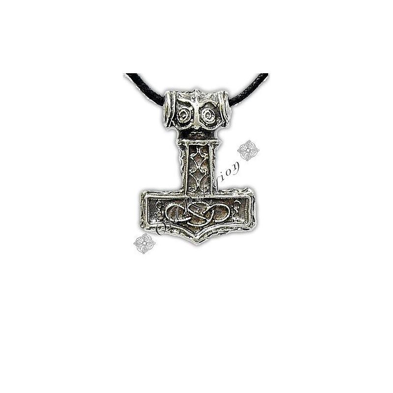 Talismã Colar Martelo de Thor - Thorsen