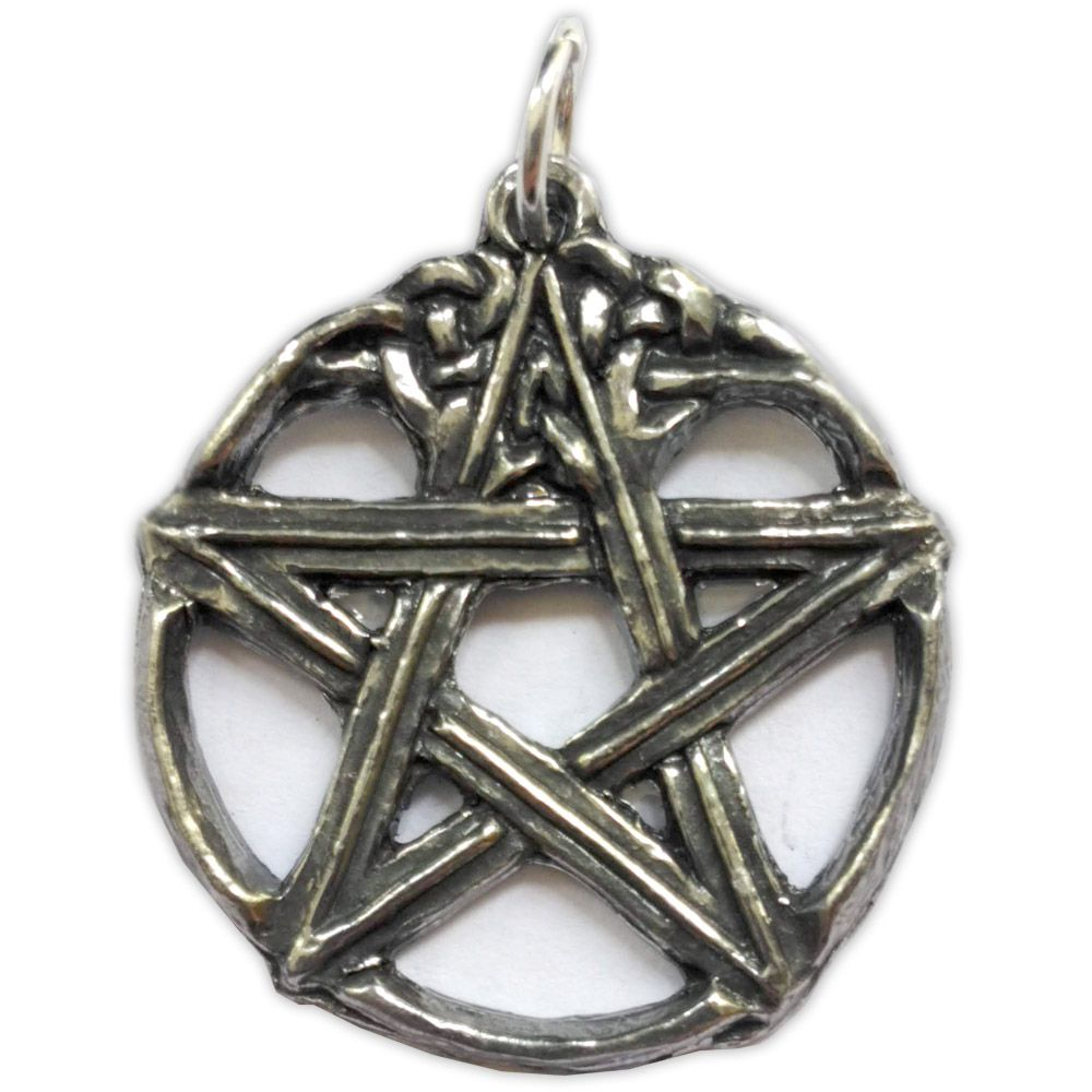 Talismã Pentagrama - Druida