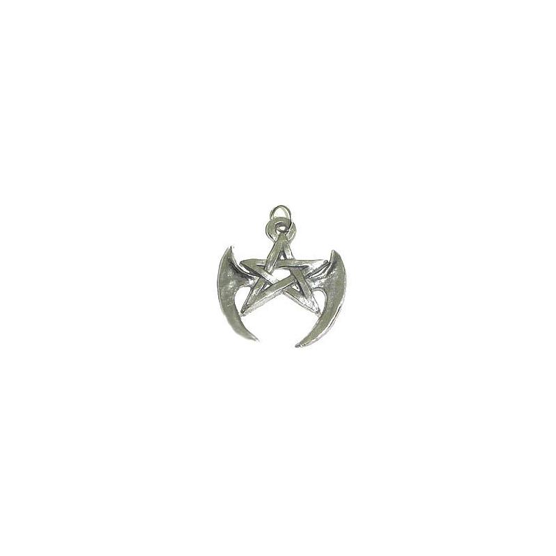 Talismã Pentagrama - Gótico
