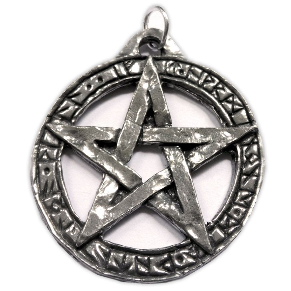 Talismã Pentagrama - Lei Wicca