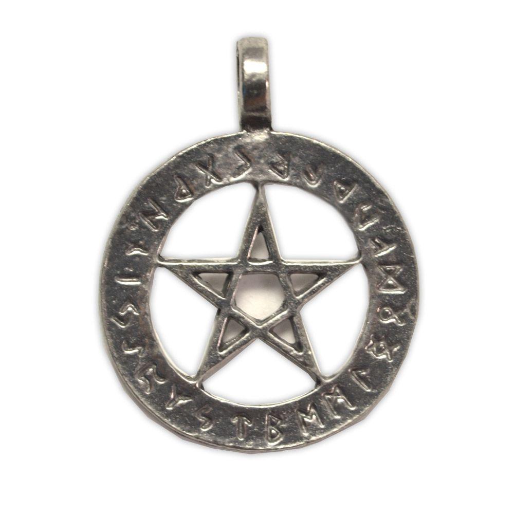 Talismã Pentagrama Nórdico