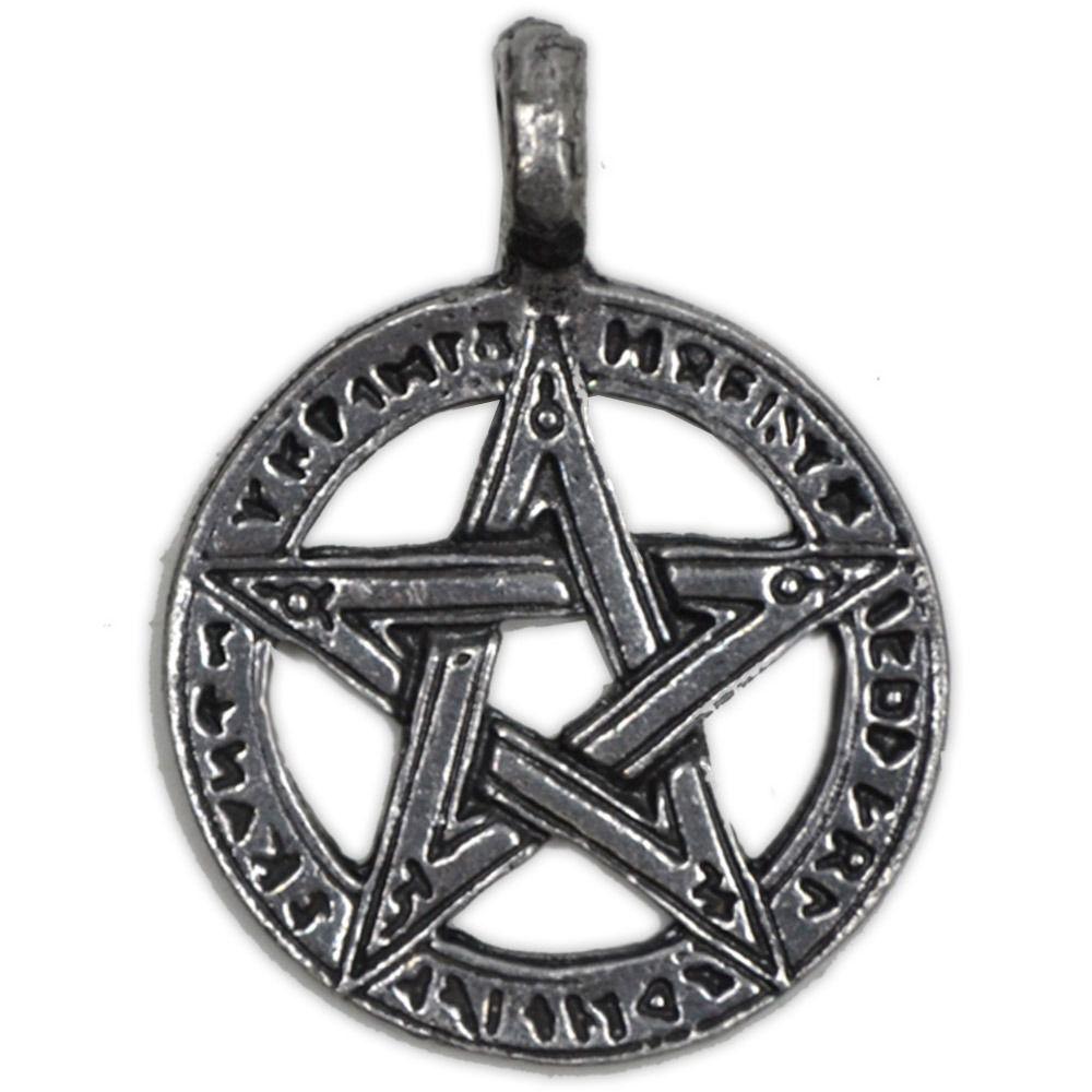 Talismã Wicca Pentagrama, Amuleto de Proteção