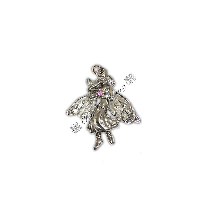 Talismã Pingente Winter Fairy