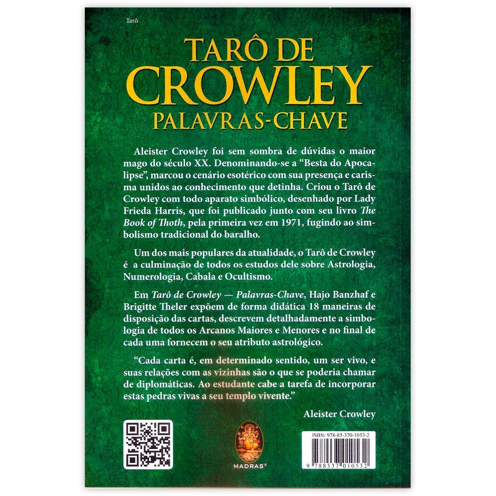 Tarô de Crowley - Palavras-chave