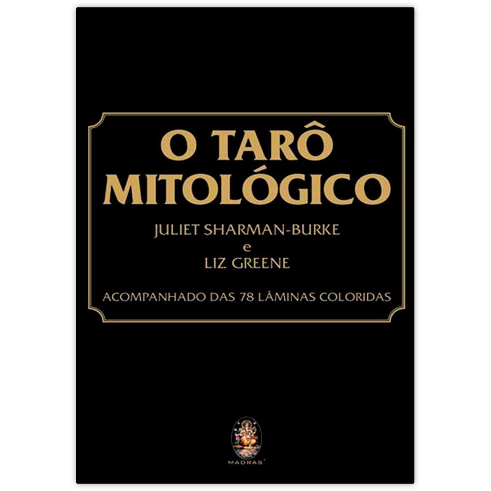 Tarô Mitológico - Livro e Baralho