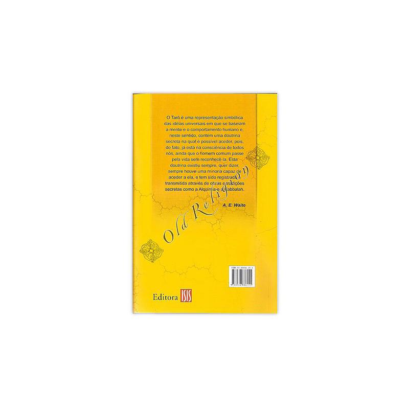 Tarô Universal de Waite  Acompanha Livro
