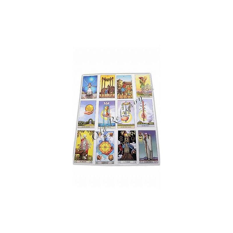 Tarot Universal de Waite - Acompanha Livro