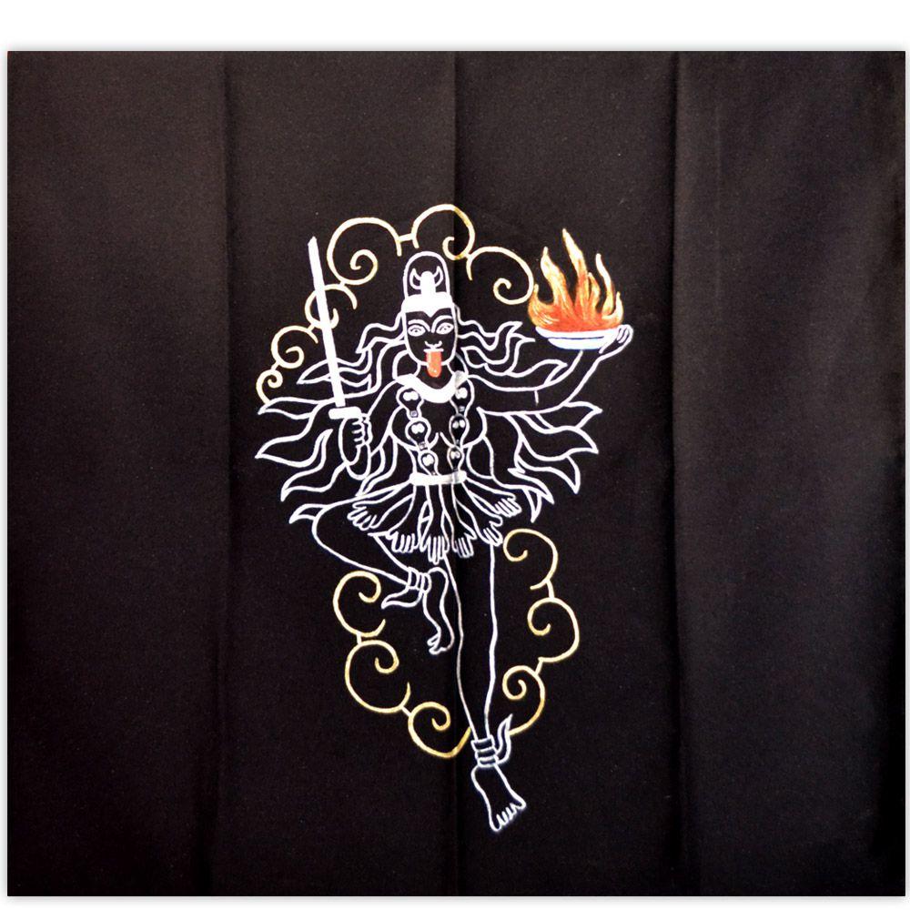 Toalha de Altar - Kali Dourado 85af070c8edc6