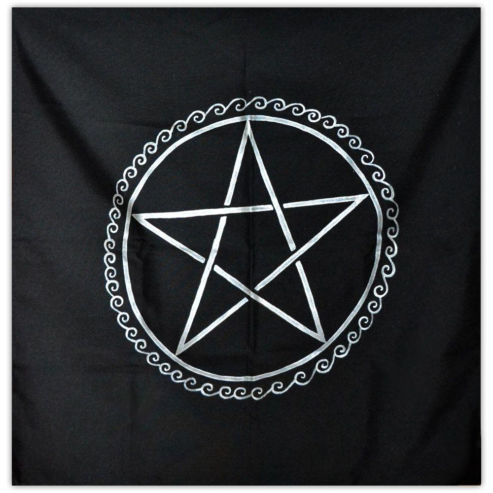 Toalha de Altar - Pentagrama (2)