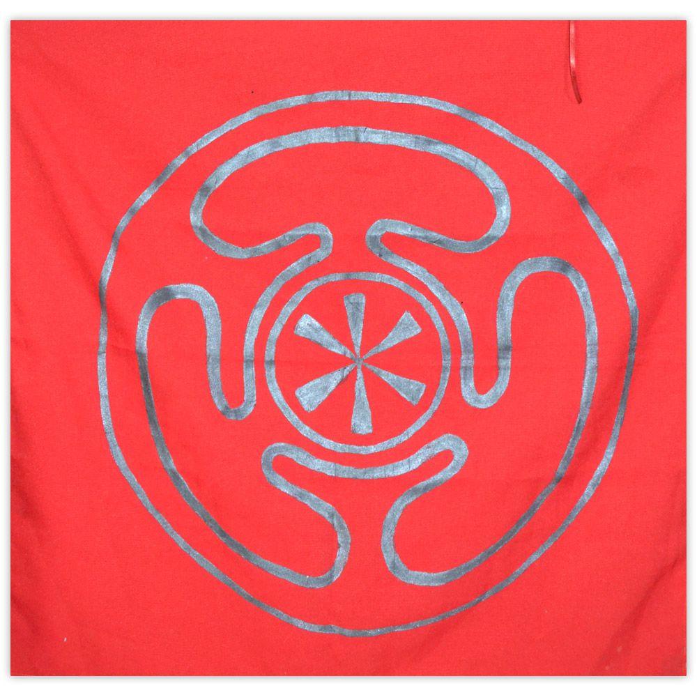 Toalha de Altar - Roda de Hécate (2)