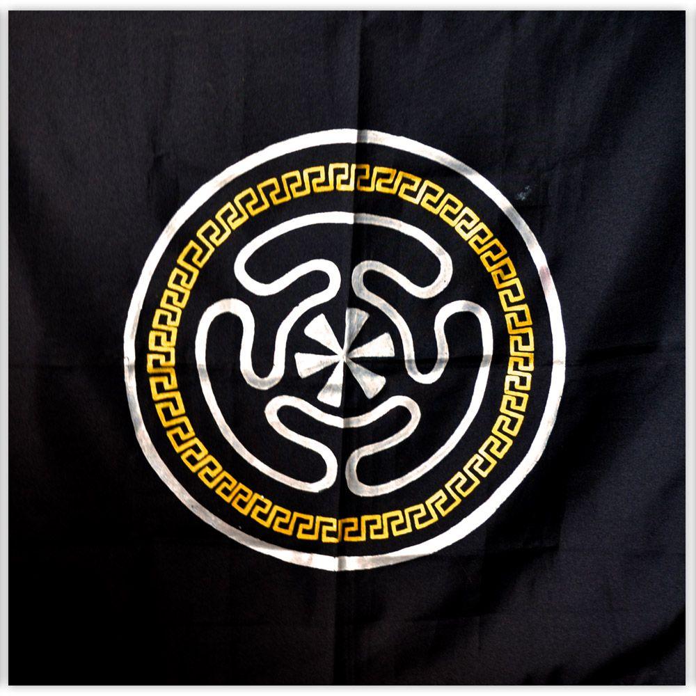 Toalha de Altar - Roda de Hécate