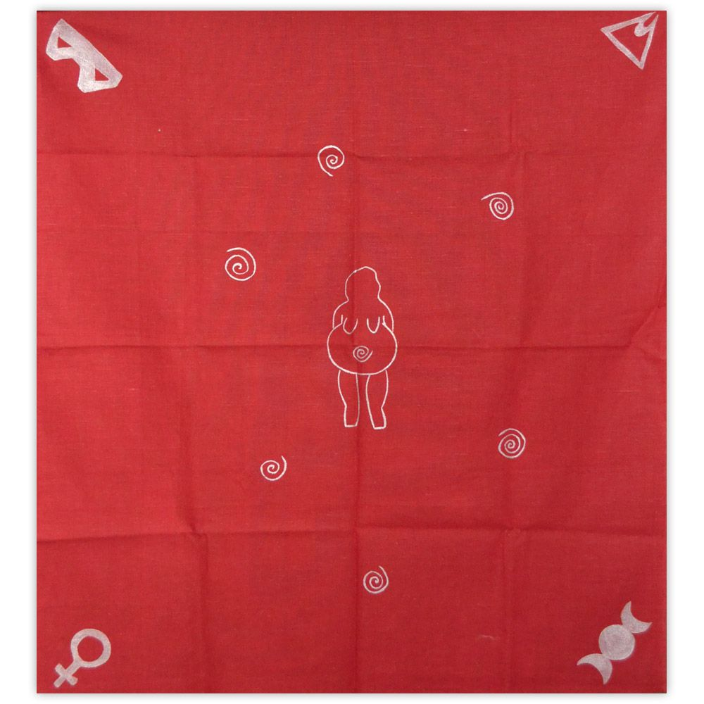 Toalha para Altar Menstrual