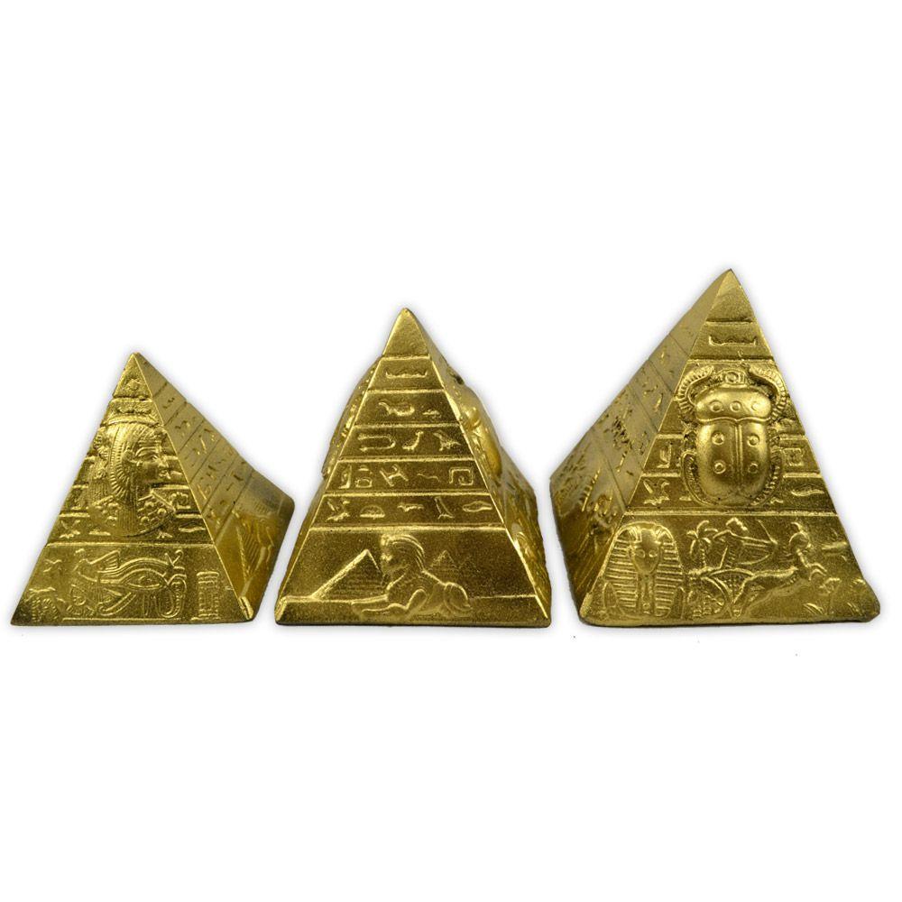 Trio de Pirâmides
