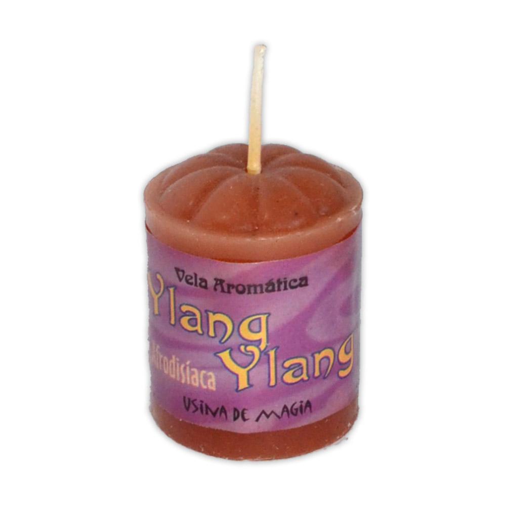 Vela Aromática - Ylang Ylang