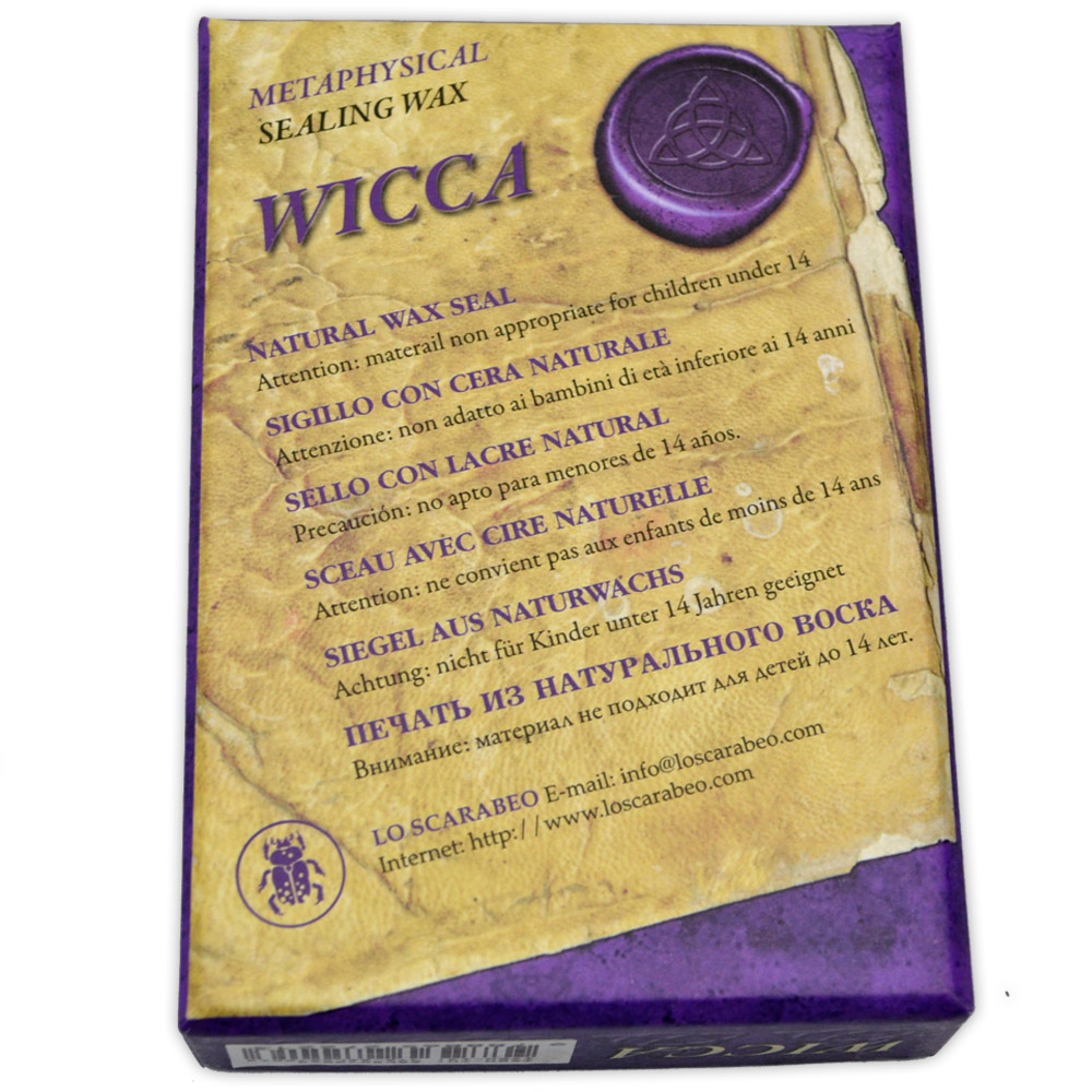 Wicca Seal - Selo Triquetra