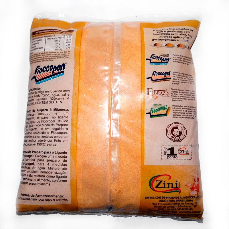 Fioccogel® Ligante para empanamento 500g