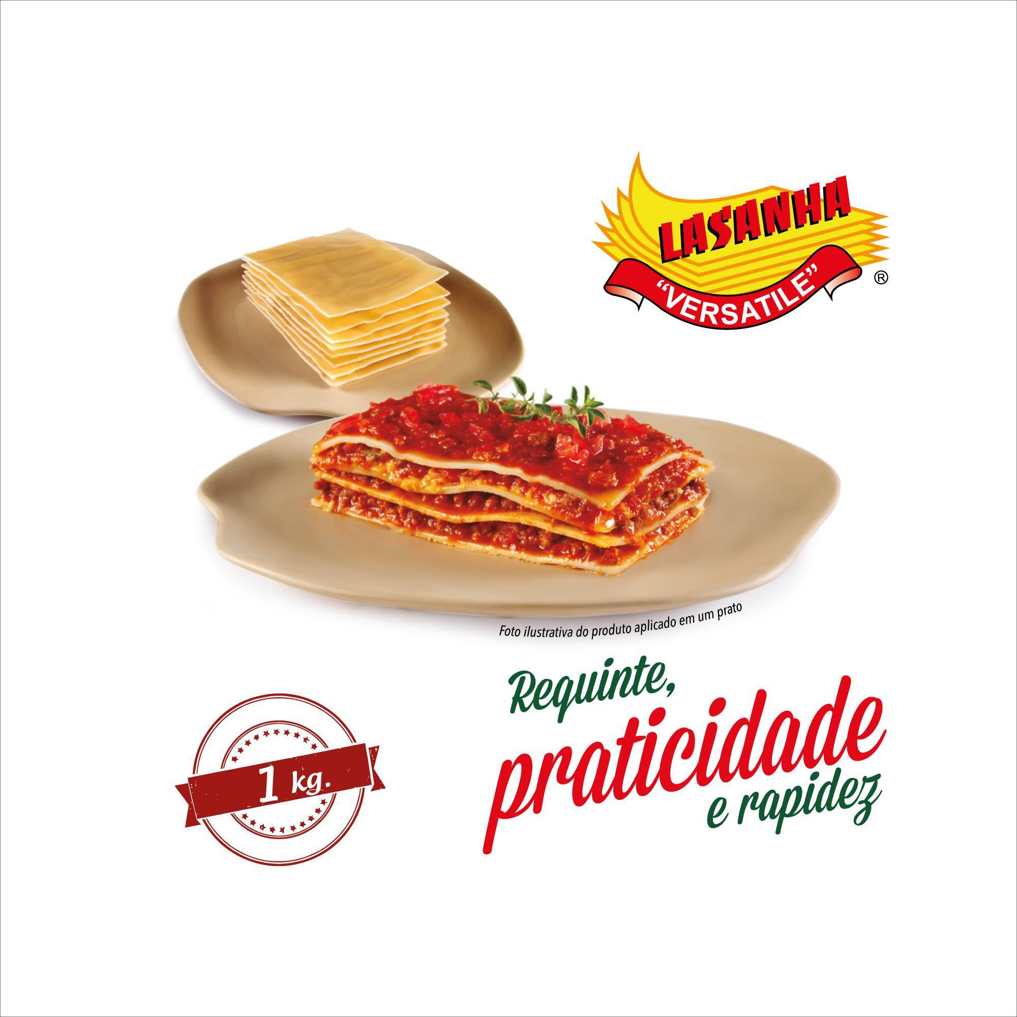 Lasanha Versatile® 1 kg