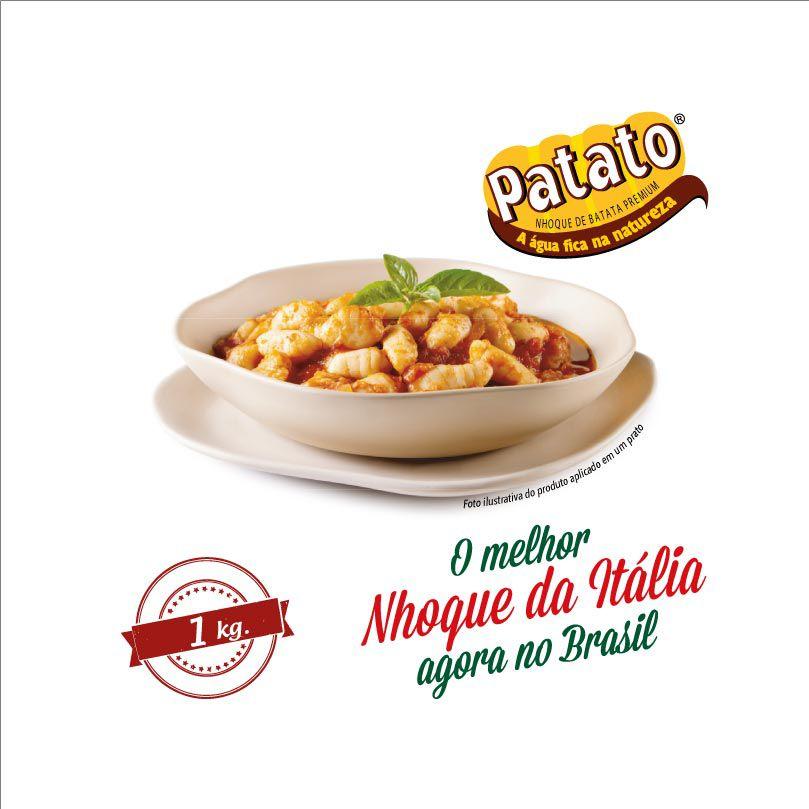 Nhoque Batata Premium 1kg