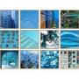 Quadros Decorativos Abstratos Linha Color - TIFFANY