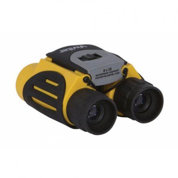 Binóculo Ampliação 8x Zoom Lentes Óticas Multi Revestidas 25mm Observações Passeios e Viagens