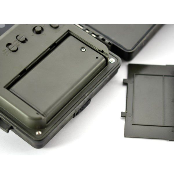 Câmera de Trilha Digital Full-HD 1080p 12MP 54 LEDs IR Visão Noturna SIM GSM MMS E-MAIL SD Até 32GB (BTO)