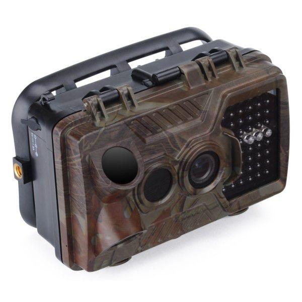 Câmera de Trilha Digital Full-HD 1080p 12MP V. Noturna SD Até 32GB Foto e Vídeo 16 Meses de Espera (BTO)