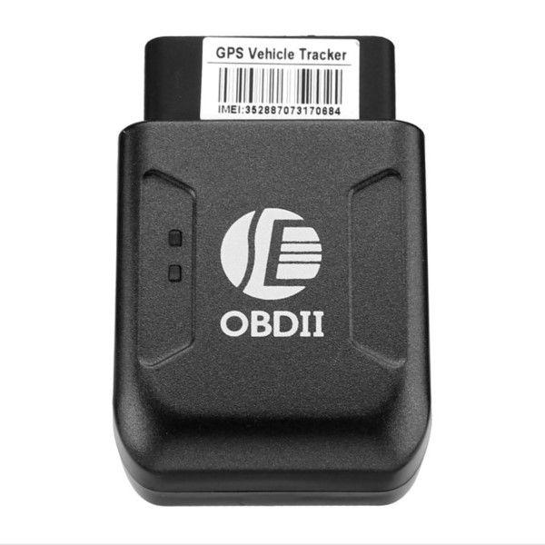 Gps Tracker Carro Obd2 Sim Gsm Sms Usb Gps-lbs + Histórico