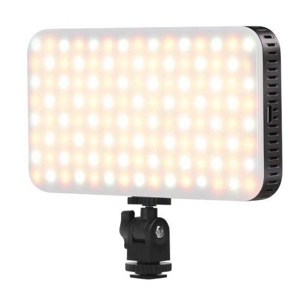 Iluminador Led Profissional Inteligente 96 Pçs Luz Led Regulável P/ Tripé Câmera DSLR Filmadora Ordro Canon Nikon Sony Outros Modelos (BTO)