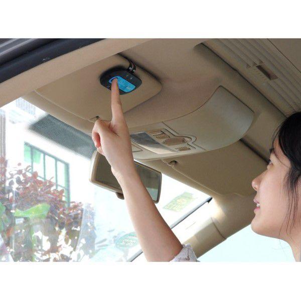 Kit Viva-voz Bluetooth Universal Veicular V3.0+edr Hi-fi Dsp