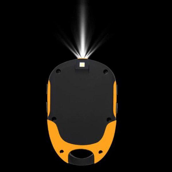 Medidor de Precisão Profissional Multifunções Sunroad FR510 GPS Altímetro Barômetro Bússola Termômetro Higrômetro Previsão do Tempo Luz LED