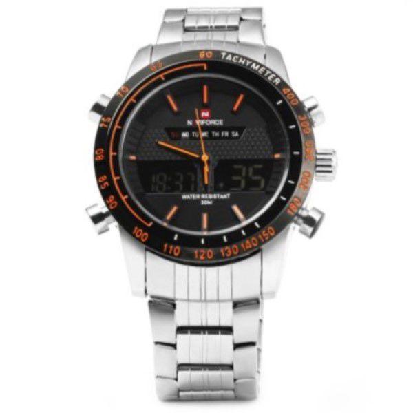 Relógio Masculino Naviforce Nf9024 Quartz Digital-analógico