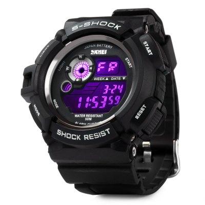 Relógio Skmei 0939 Multifuncional Esporte Digital Led 50m