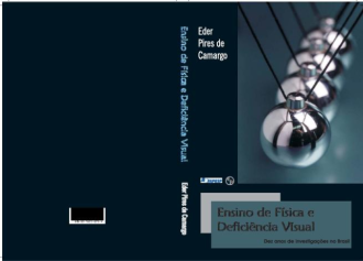 """Livro """"Ensino de Física e Deficiência Visual"""""""