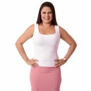 Blusa Feminina tipo Camiseta Básica