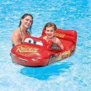 Boia Bote Inflável Cruiser Carros Disney Intex
