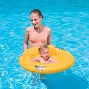 Boia Infantil Bebê com Assento Bestway