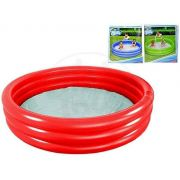 Piscina Infantil 3 Anéis 140 Litros Colors