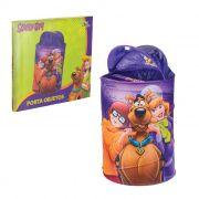 Porta Objetos Infantil Scooby Doo Organizador de Brinquedos