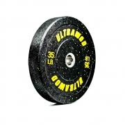Anilha Olímpica 35LB Crumb Plate Ultrawod - Unidade