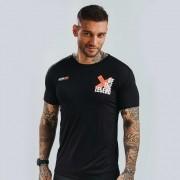 Camiseta Treino Masculina Be The Legend Preta Ultrawod