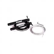Corda de Pular Speed Rope Preta SR-2 Ultrawod