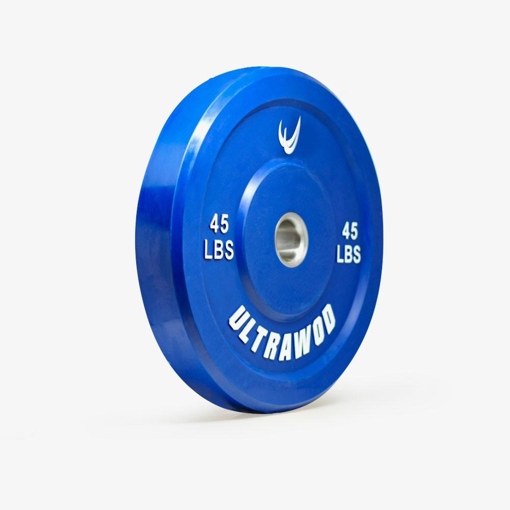 Anilha Bumper Plate Color 45LB UltraWod (UNID)