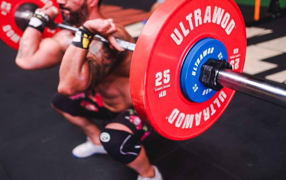 Anilhas Change Plate UltraWod  - ULTRAWOD