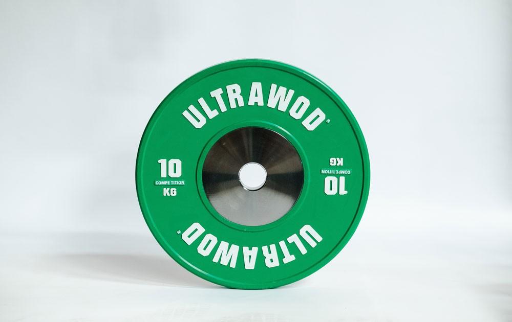 Anilhas Competition Plate UltraWod  - ULTRAWOD