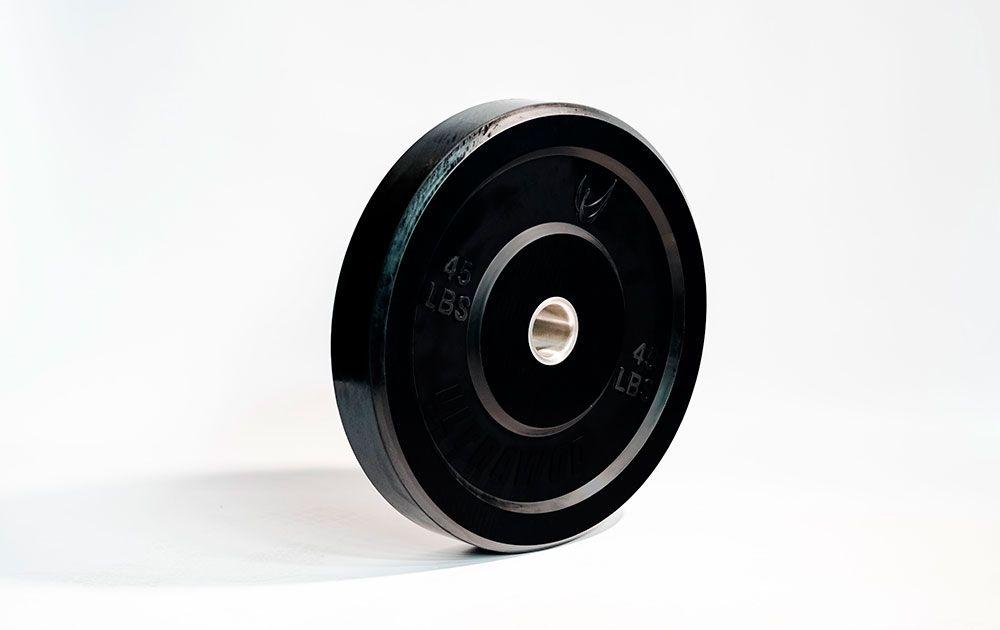 Anilhas de Borracha Bumper Plate UltraWod  - ULTRAWOD