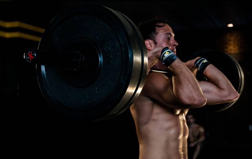 Barra Olimpica Elite 2.0 Masculina 20KG - X-Training Equipment  - ULTRAWOD